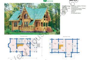 Проект дома 10-06