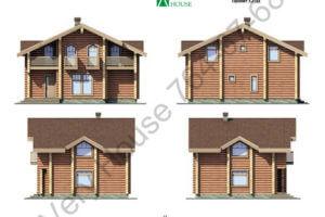 Проект дома 12-31