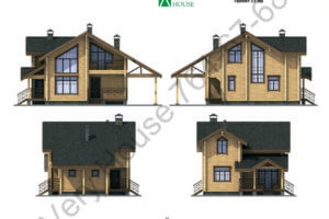 Проект дома 11-89