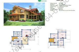 Проект дома 11-18