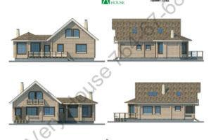 Проект дома 11-01