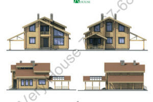Проект дома 11-21