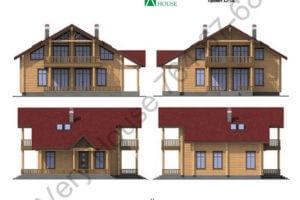 Проект дома 12-18
