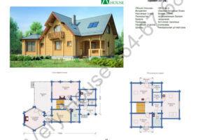 Проект дома 11-76