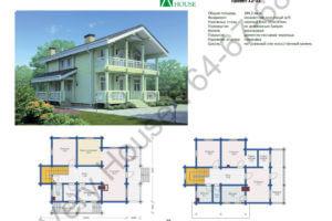 Проект дома 12-35