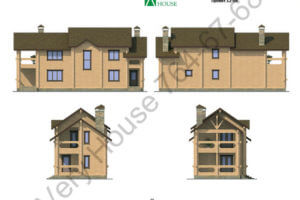 Проект дома 12-09