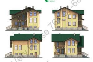 Проект дома 11-79