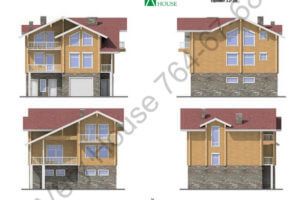 Проект дома 12-20