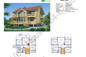 Проект дома 11-99