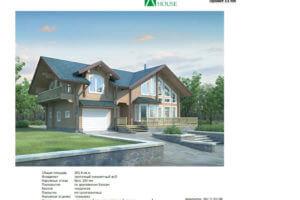 Проект дома 11-09