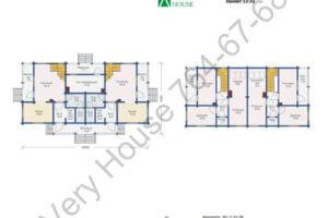 Проект дома 12-32