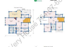 Проект дома 10-90
