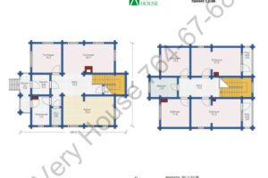 Проект дома 12-34
