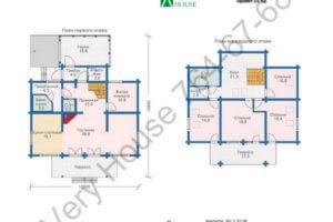 Проект дома 11-52