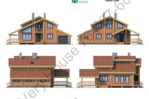 Проект дома 12-03