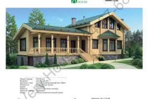Проект дома 12-21