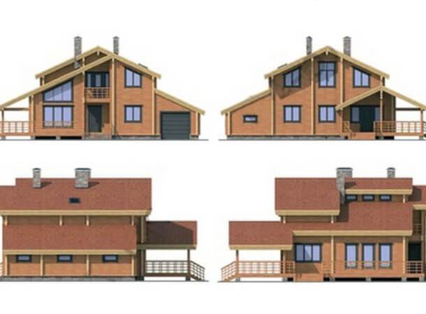 Проекты финских домов