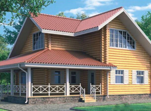 Проекты домов в Харькове: типовые, индивидуальные