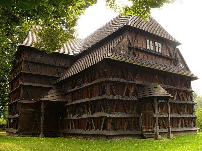 Сколько лет простоит дом из бруса